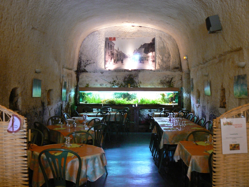 Les 2 caves à MONTRICHARD VAL DE CHER ©
