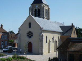 Eglise paroissiale Notre-Dame à MENESTREAU-EN-VILLETTE - 2  ©