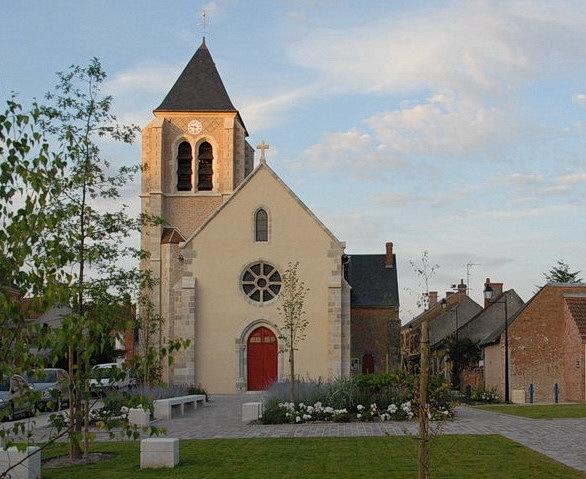 Eglise paroissiale Notre-Dame à MENESTREAU-EN-VILLETTE ©
