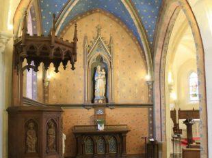 Eglise paroissiale Notre-Dame à MENESTREAU-EN-VILLETTE - 3  ©