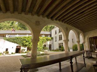 La Table du Roy à CHISSAY-EN-TOURAINE - 3  ©