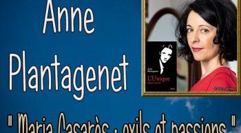 Affiche Anne Plantagenet mai 2021