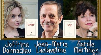 Affiche Gallimard 3 juin