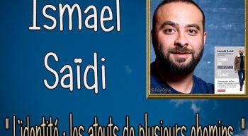 Affiche Ismaël Saidi