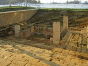Museum and archaeological site of Argentomagus, roman garden à SAINT-MARCEL - 10  ©  Musée Argentomagus