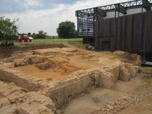 Museum and archaeological site of Argentomagus, roman garden à SAINT-MARCEL - 11  ©  Musée Argentomagus