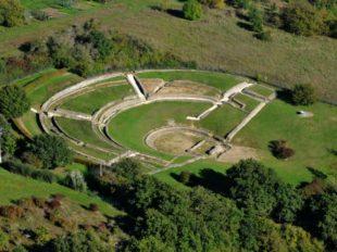 Museum and archaeological site of Argentomagus, roman garden à SAINT-MARCEL - 7  ©  Musée Argentomagus