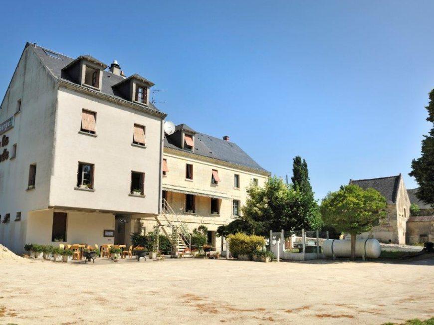 Auberge de la Bonde à COTEAUX-SUR-LOIRE ©