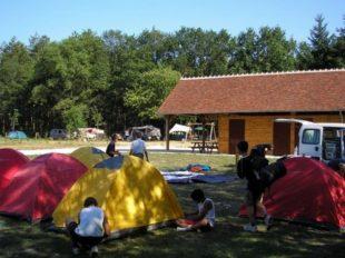 Camping du Domaine du Ciran à MENESTREAU-EN-VILLETTE - 3  ©