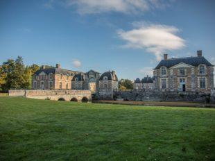 Château de La Ferté Saint-Aubin à LA FERTE-SAINT-AUBIN - 2  ©