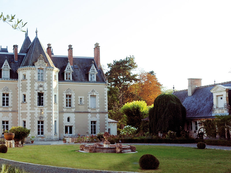 Le Château de Fontenay – La Closerie à BLERE © Château de Fontenay