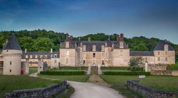 Chateau of Gizeux – France