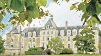 Château of Marcilly-sur-Maulne