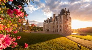 Château of Montpoupon – Loire Valley Chateaux, France.