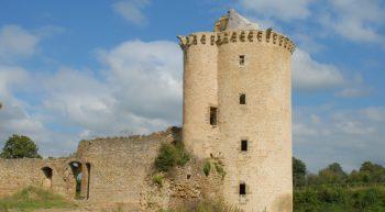 Château de la Prune au Pot à Ceaulmont