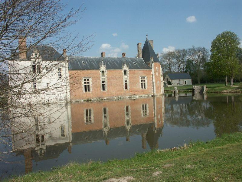 Château du Lude à JOUY-LE-POTIER ©