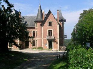 """Gîte de séjour """"le Château"""" Domaine du Ciran à MENESTREAU-EN-VILLETTE - 3  ©"""