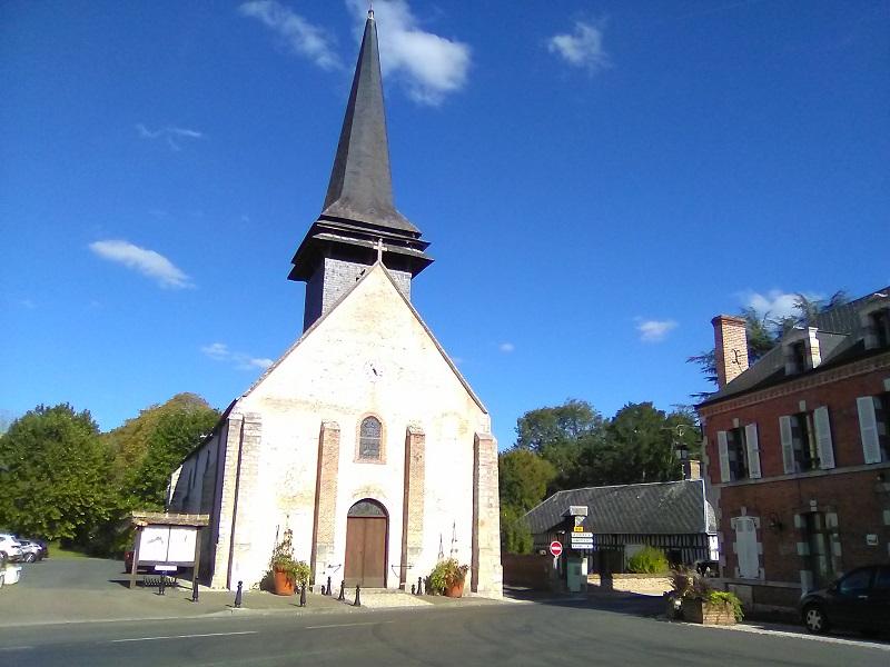 Eglise Saint-Martin à LIGNY-LE-RIBAULT ©