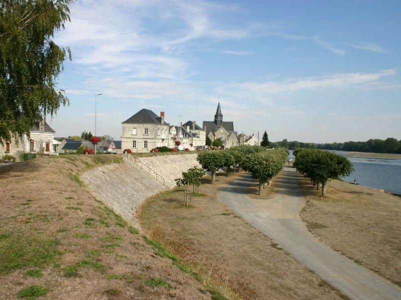 La Chapelle sur Loire municipal campsite à LA CHAPELLE-SUR-LOIRE ©
