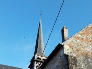 Eglise Saint-Michel à LA FERTE-SAINT-AUBIN - 2  ©