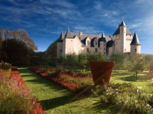 Château and gardens of Le Rivau à LEMERE - 4  © Edmund Low