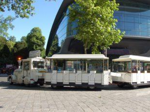 Tours Tourist train à TOURS - 2  ©