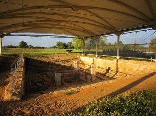 Museum and archaeological site of Argentomagus, roman garden à SAINT-MARCEL - 12  ©  Musée Argentomagus