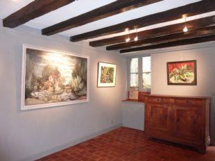 Léon Detroy's house à GARGILESSE-DAMPIERRE - 3  © ADTI