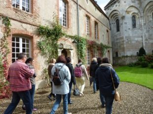 Galerie d'exposition au Château à GARGILESSE-DAMPIERRE - 2  ©