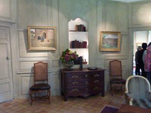 Galerie d'exposition au Château à GARGILESSE-DAMPIERRE - 3  ©