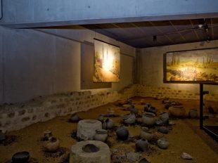 Museum and archaeological site of Argentomagus, roman garden à SAINT-MARCEL - 3  ©  Hellio et Van Ingen