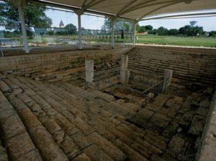 Museum and archaeological site of Argentomagus, roman garden à SAINT-MARCEL - 6  ©  Hellio et Van Ingen
