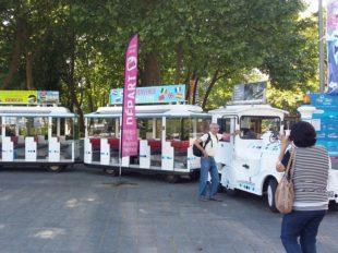 Tours Tourist train à TOURS - 6  ©