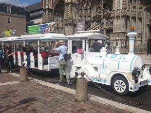 Tours Tourist train à TOURS - 7  ©