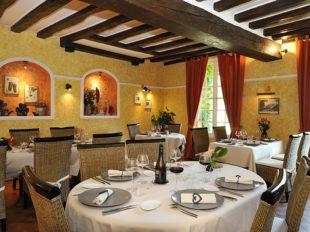 Restaurant Hôtel de l'Ecole à PONTLEVOY - 2  ©