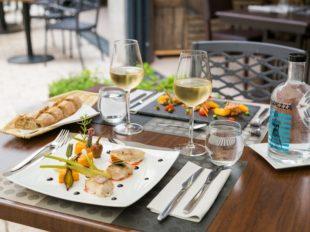 Restaurant le Domaine des Thomeaux à MOSNES - 2  ©