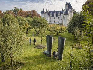 Château and gardens of Le Rivau à LEMERE - 14  © David Darrault