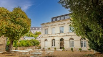 Hotel Le Grand Monarque – Azay-le-Rideau, Loire Valley, France.