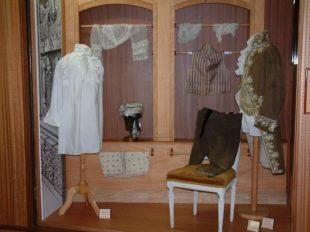 Shirt-making and male elegance museum and its textile garden à ARGENTON-SUR-CREUSE - 2  © Musée de la Chemiserie