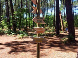 Baud'Rillé Adventure Park à RILLE - 7  ©