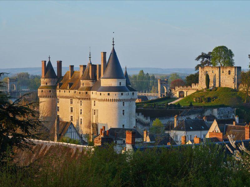 Château of Langeais and its park à LANGEAIS ©