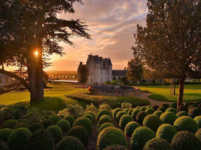Royal Château of Amboise à AMBOISE © Léonard de Serres