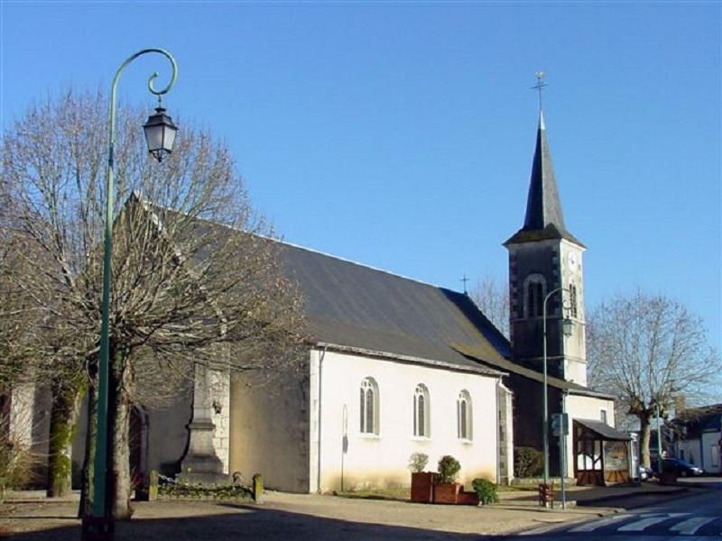 Eglise Saint-Pierre à ARDON ©