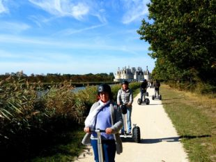 Gyroway – Cross-country gyropod strolls and electric scooter à LANGEAIS - 6  ©