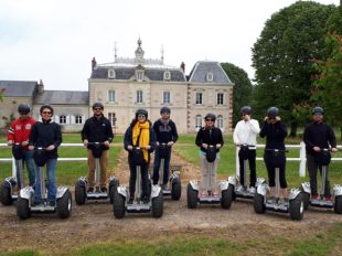 Gyroway – Cross-country gyropod strolls and electric scooter à LANGEAIS - 7  ©