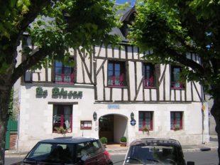 Hôtel Le Blason à AMBOISE - 2  © hôtel le blason