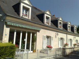 Hôtel le pigeonnier à SAINT-MARTIN-LE-BEAU - 2  ©