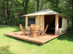 Camping du Domaine du Ciran à MENESTREAU-EN-VILLETTE - 5  ©
