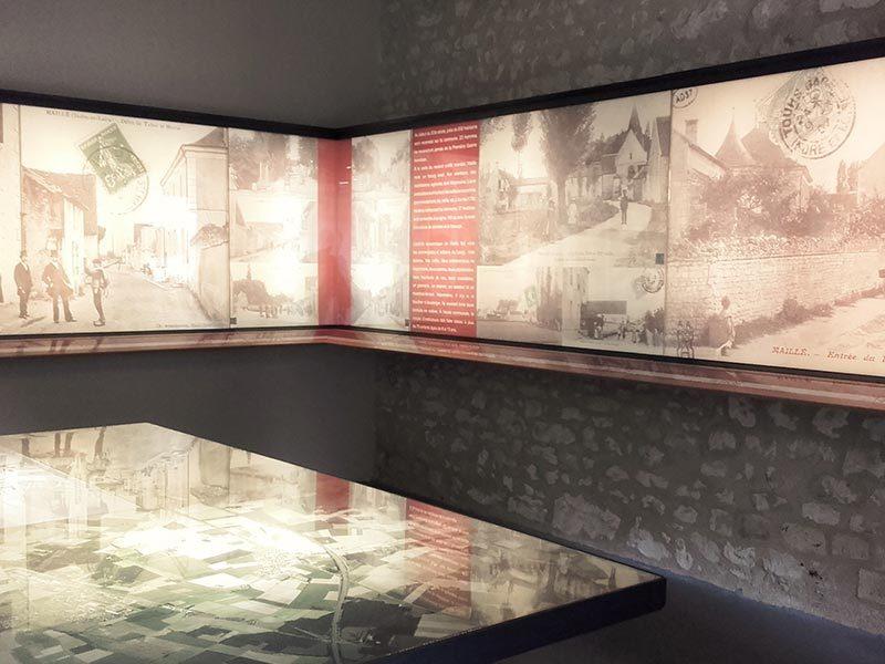 Maison du Souvenir – Memory House à MAILLÉ ©