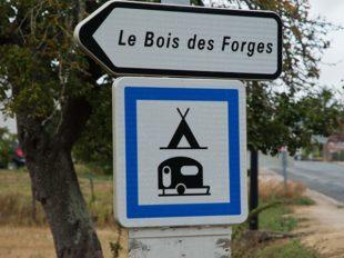 """""""Club du soleil de Touraine"""" naturist campsite à CLERE-LES-PINS - 13  ©"""